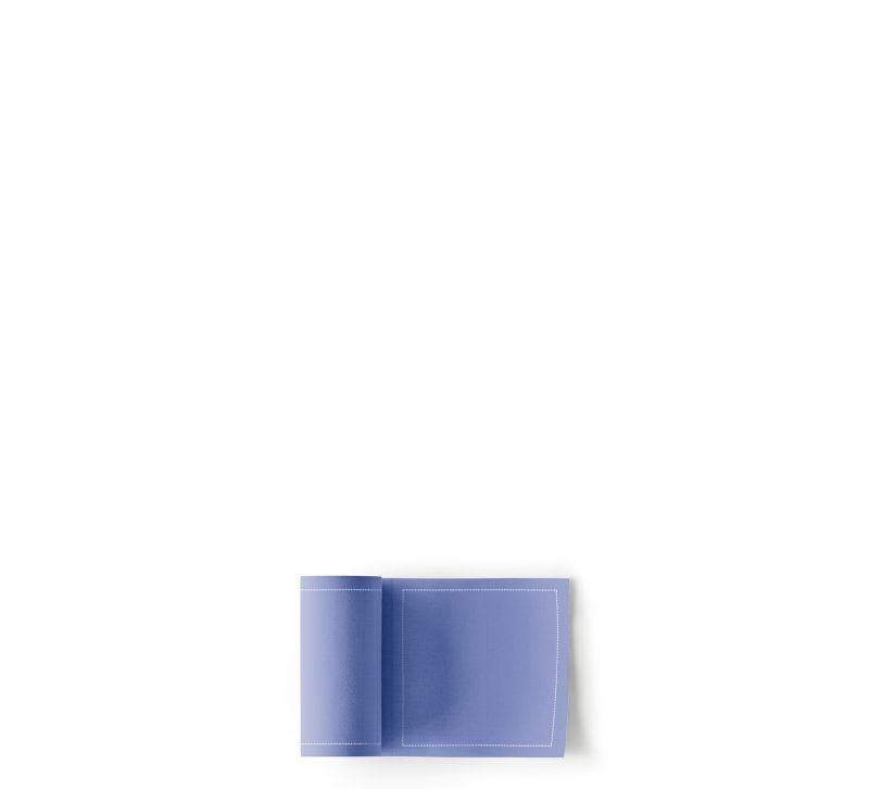 Sea Blue 11x11