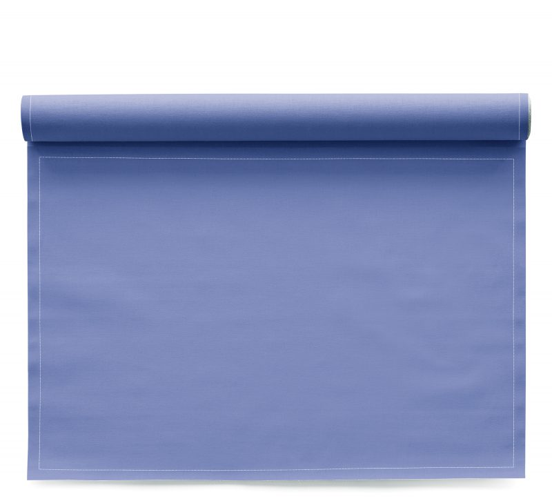 Sets de table en tissu Basic Sea Blue 48x32cm